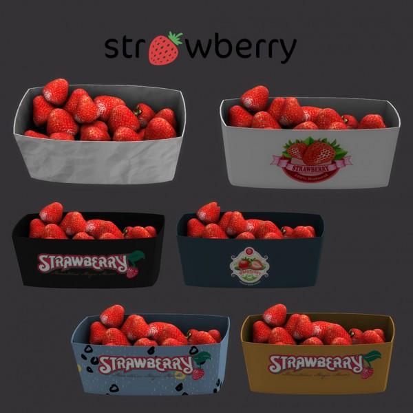 Leo 4 Sims: Strawberries
