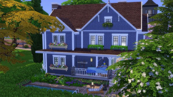Luniversims: Sweet Family Home