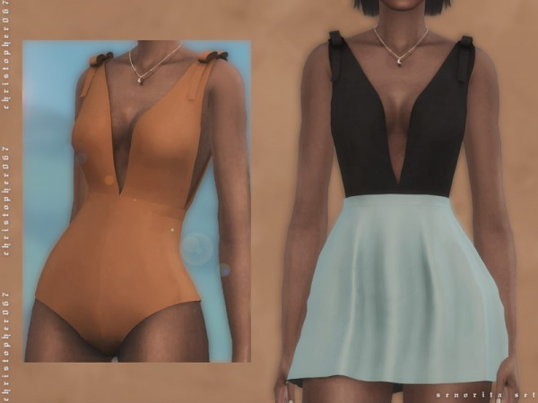 The Sims Resource: Senorita Set by Christopher067