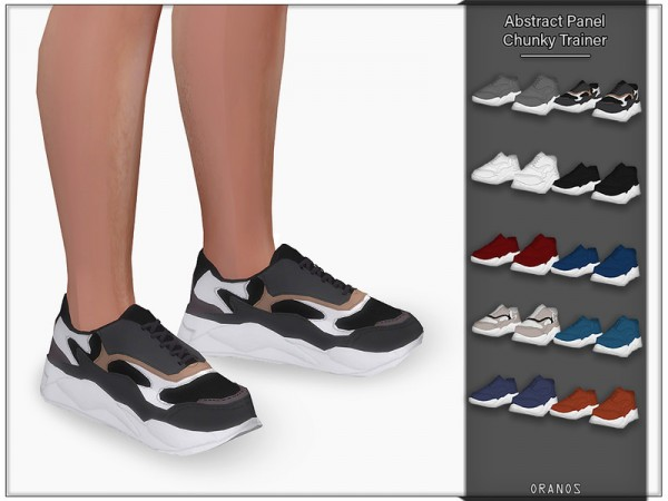 The Sims Resource: Abstract Panel Chunky Trainer by OranosTR