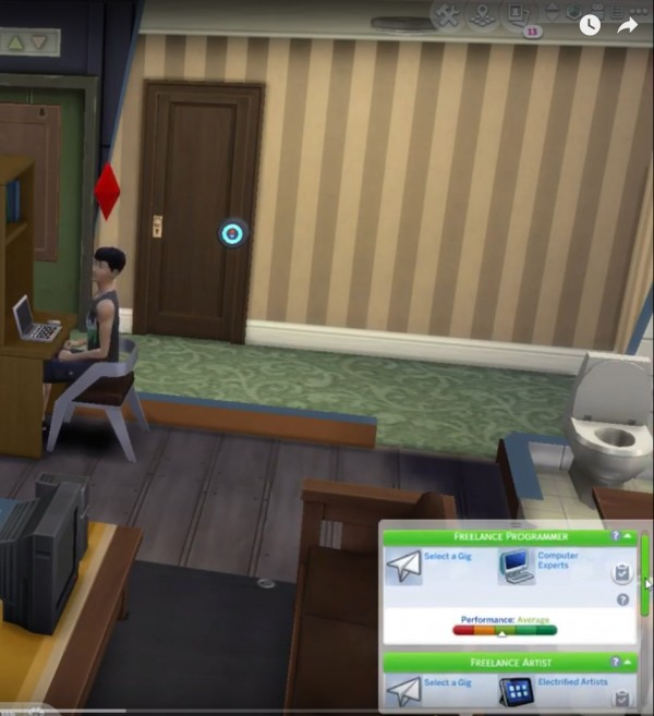 Mod The Sims: Unlimited Jobs Mod by DrAnimaniac