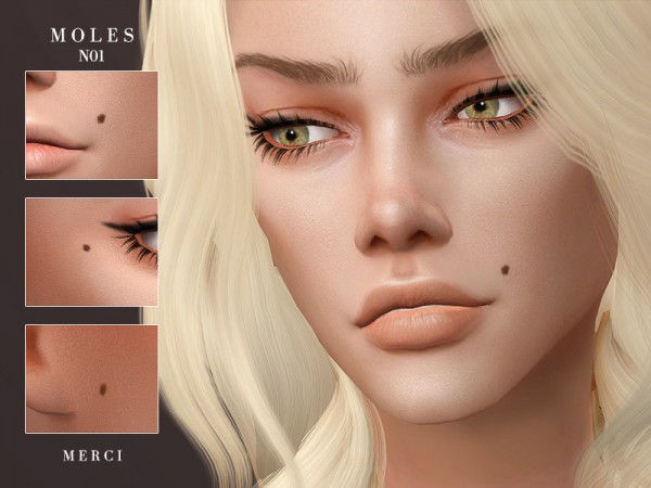 The Sims Resource: Moles N01 by Merci