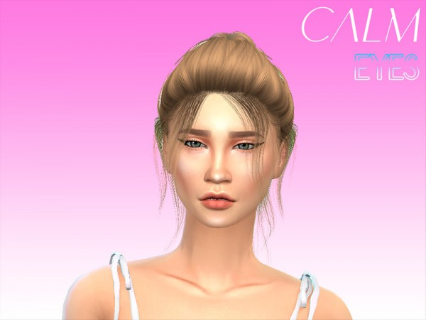 The Sims Resource: Calm Eyes by BackTrack