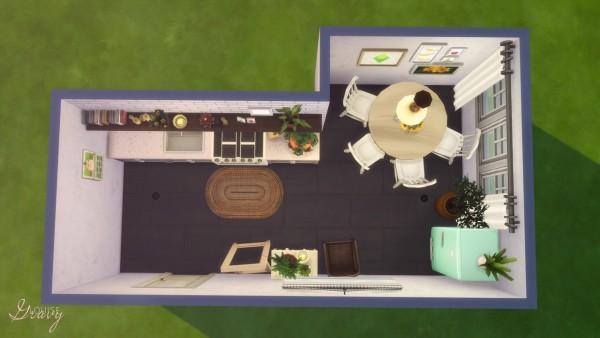 Gravy Sims: Tiny Kitchen