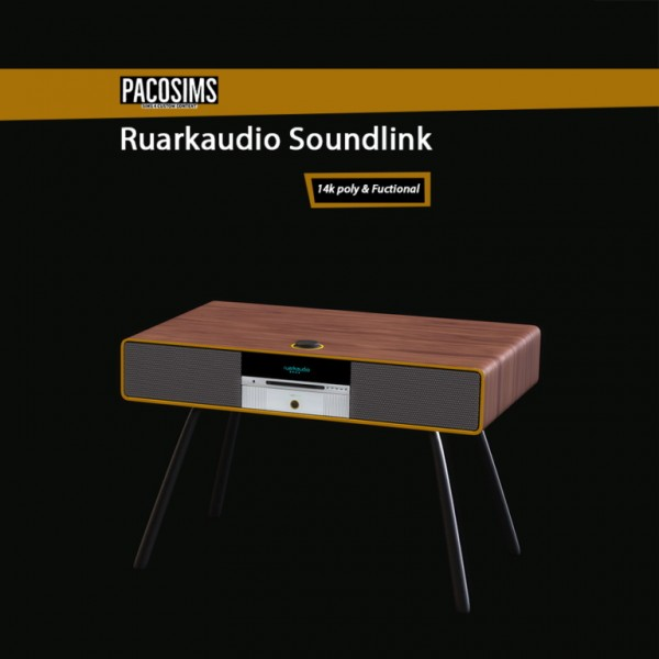 Paco Sims: Ruark Audio Soundlink