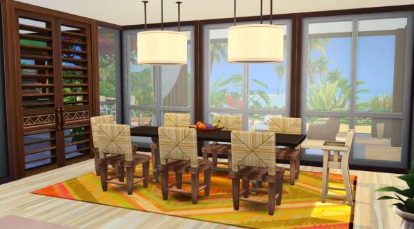 Jenba Sims: Kailua Villa