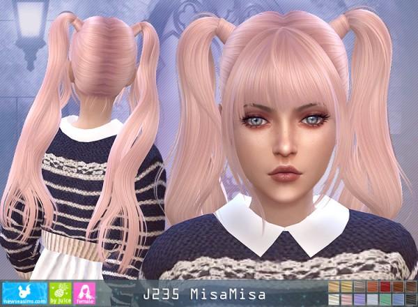 NewSea: J235 MisaMisa Donation Hairstyle