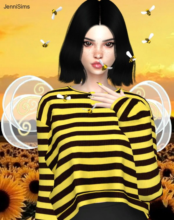 Jenni Sims: :Collection Acc World Of Bee