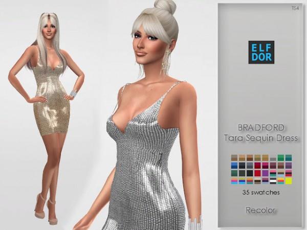 Elfdor: Tara Sequin Dress RC