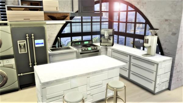 Agathea k: San Myshuno apartament