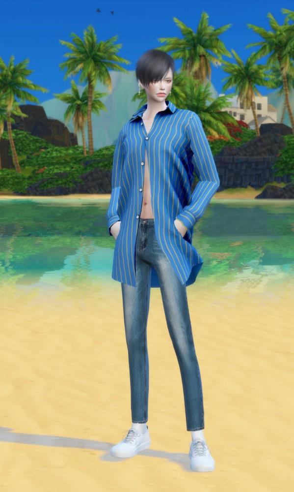 Chaessi: Male shirt2