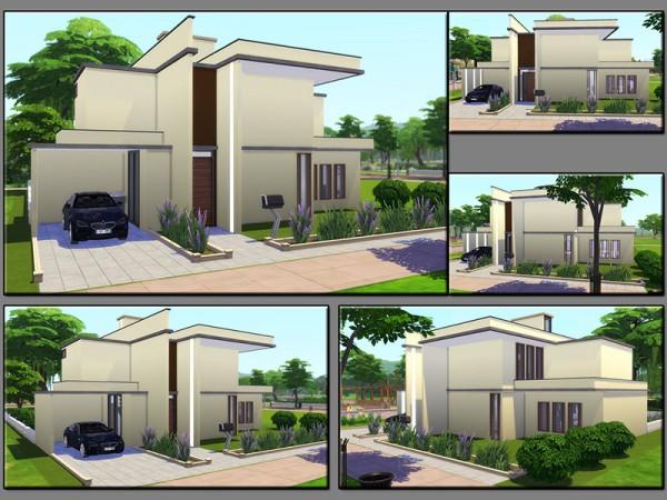 The Sims Resource: Ivory Estate by matomibotaki