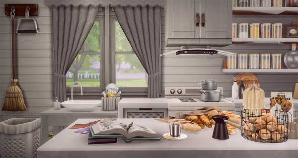 Vivian Sims: Kitchen Decoration