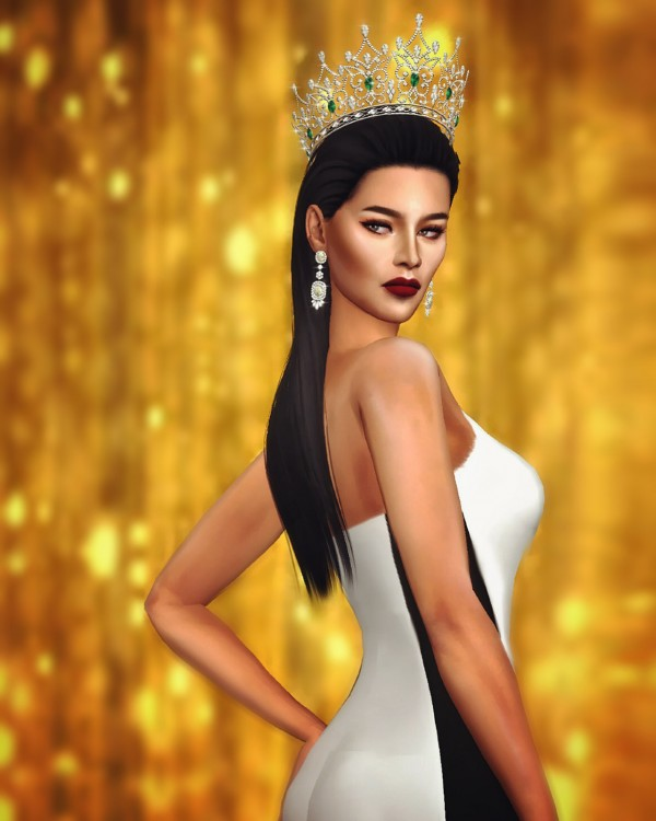 MSSIMS: International queen crown