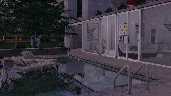 Ideassims4 art: 62 Agatha house