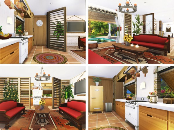 The Sims Resource: Jasna house by Rirann