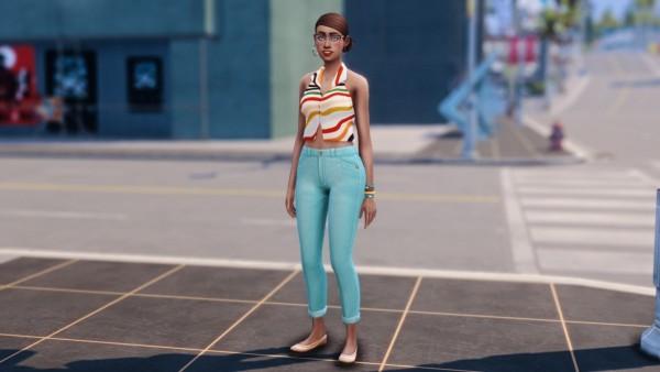 Miss Ruby Bird: Leelo Fontaine