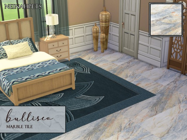 The Sims Resource: Bulliseo Marble Tiles by neinahpets