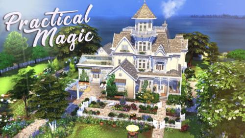 BereSims: Practical Magic House