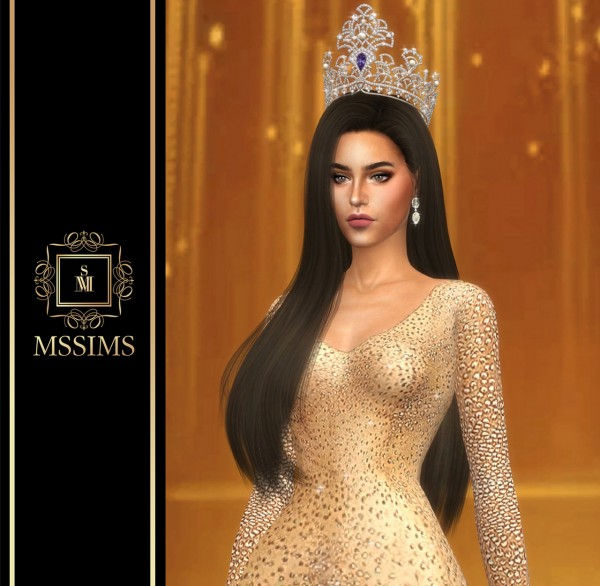 MSSIMS: Miss Universe 2019 Crown