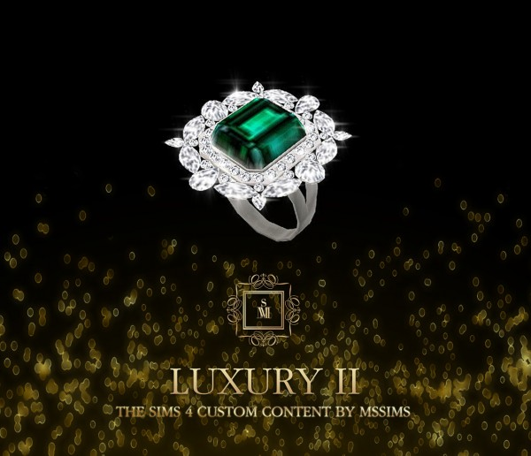 MSSIMS: Luxury jewelry 2