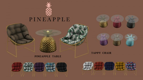 Leo 4 Sims: Pineapple