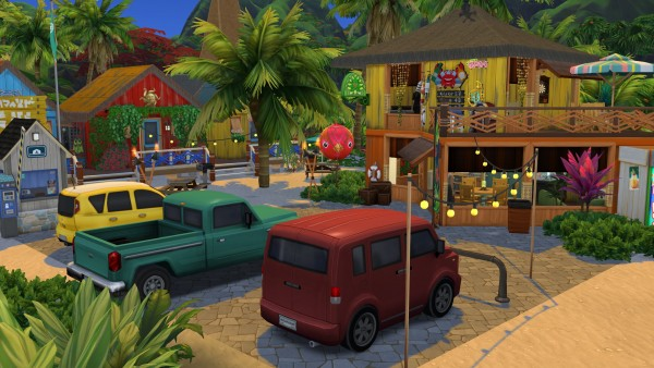 Mod The Sims: Margarita Base Camp CC Free by kiimy 2 Sweet