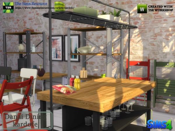 The Sims Resource: Danai Diningroom by kardofe