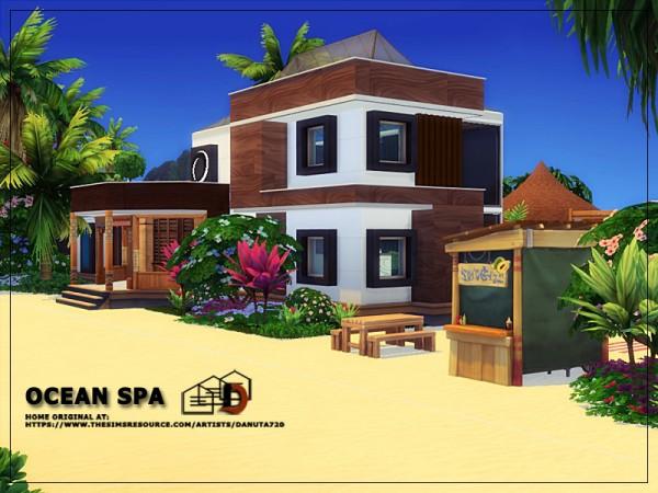 The Sims Resource: Ocean SPA by Danuta720