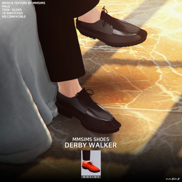 MMSIMS: Derby Walker