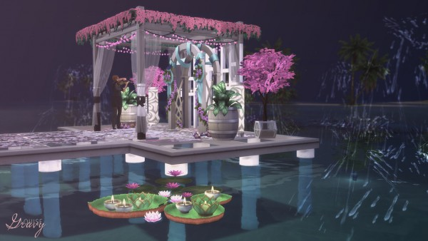 Gravy Sims: Beach Wedding