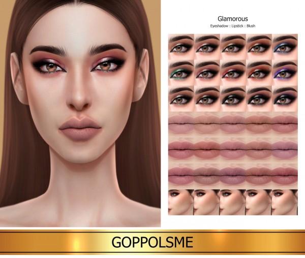 GOPPOLS Me: Glamorous Set