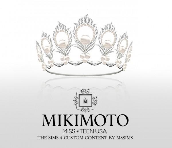 MSSIMS: Crown set