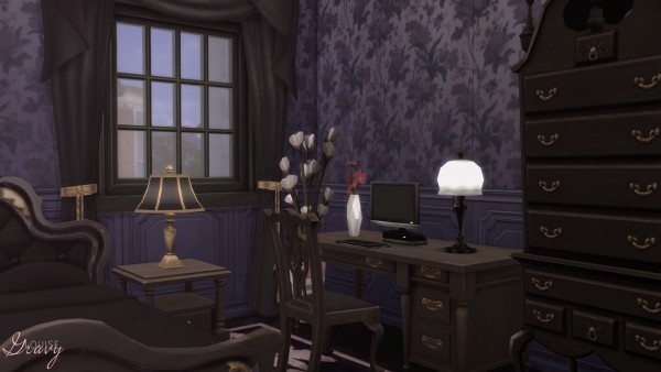 Gravy Sims: The Goth Manor