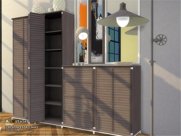 The Sims Resource: Trevino Hallway by ArtVitalex