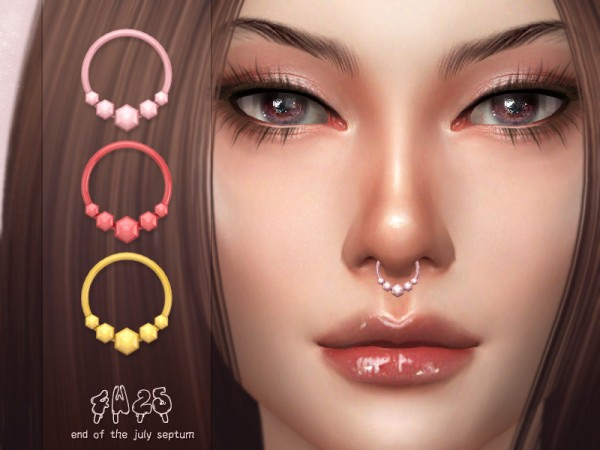 The Sims Resource: End of the July Septum by 4w25 Sims