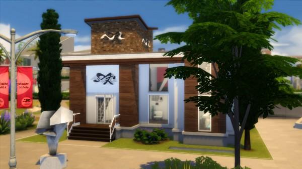 Mod The Sims: Arts Center | NO CC by iSandor
