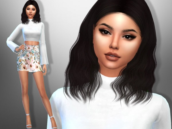 The Sims Resource: Celia Dent by divaka45