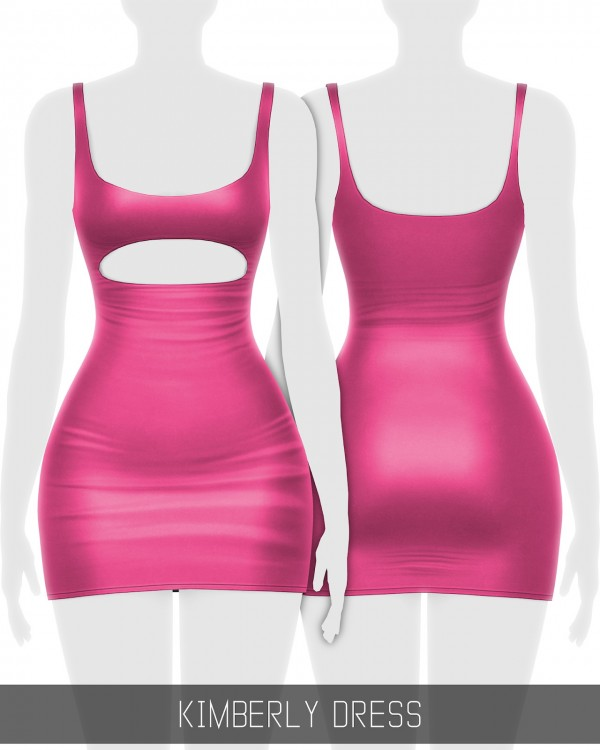 Simpliciaty: Kimberly dress