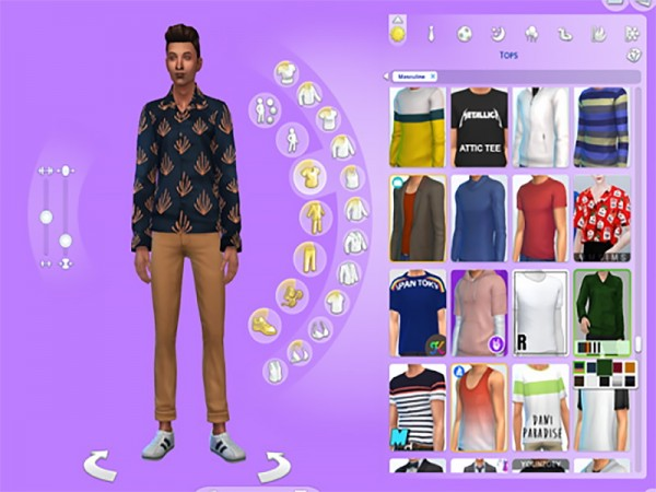 Mod The Sims: No More CC Wrench Mod by claudiasharon