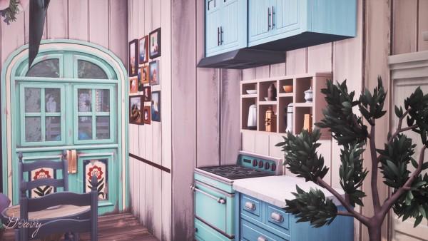 Gravy Sims: Tiny House on the Lake