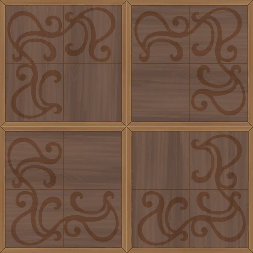 Mod The Sims: More Swatches for Realm of Magic Floor by Teknikah