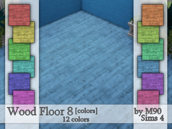 The Sims Resource: Wood Floor 8 by Mircia90