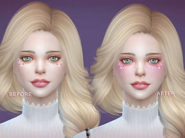 The Sims Resource: Blush 201901 by S Club