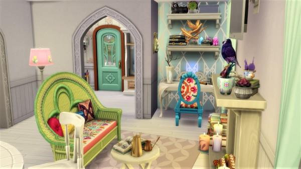 Agathea k: Fairy Tale House