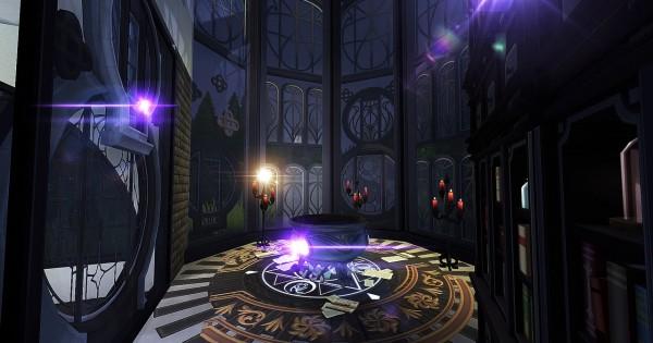 Hoanglap Sims: SIlver Mist House