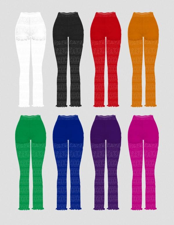 Red Head Sims: Renta Pants
