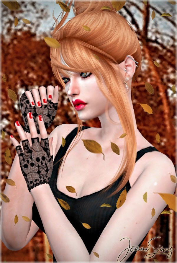 Jenni Sims: Gloves End Of Innocence