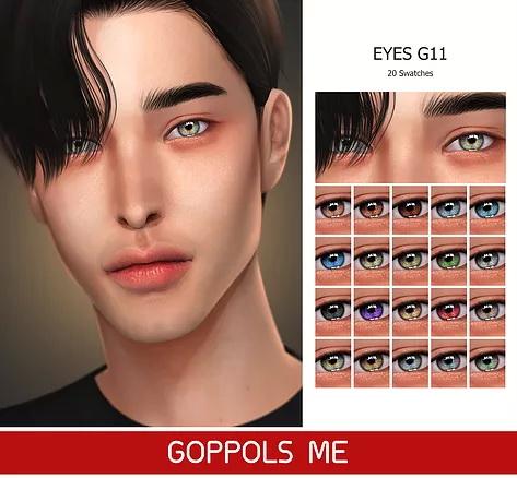 GOPPOLS Me: Eyes G11