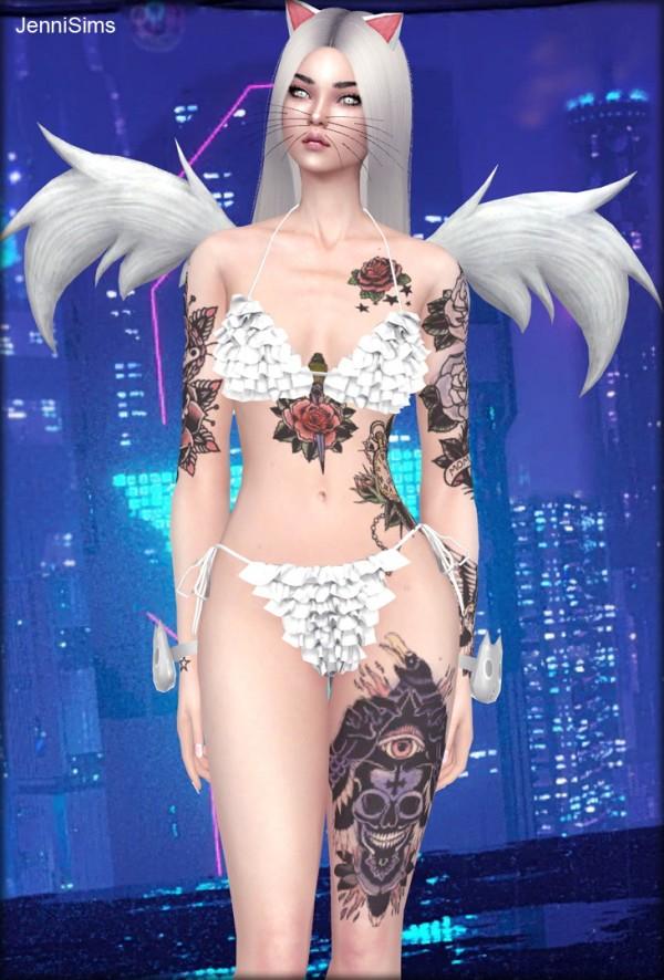 Jenni Sims: Downloads sims 4:
